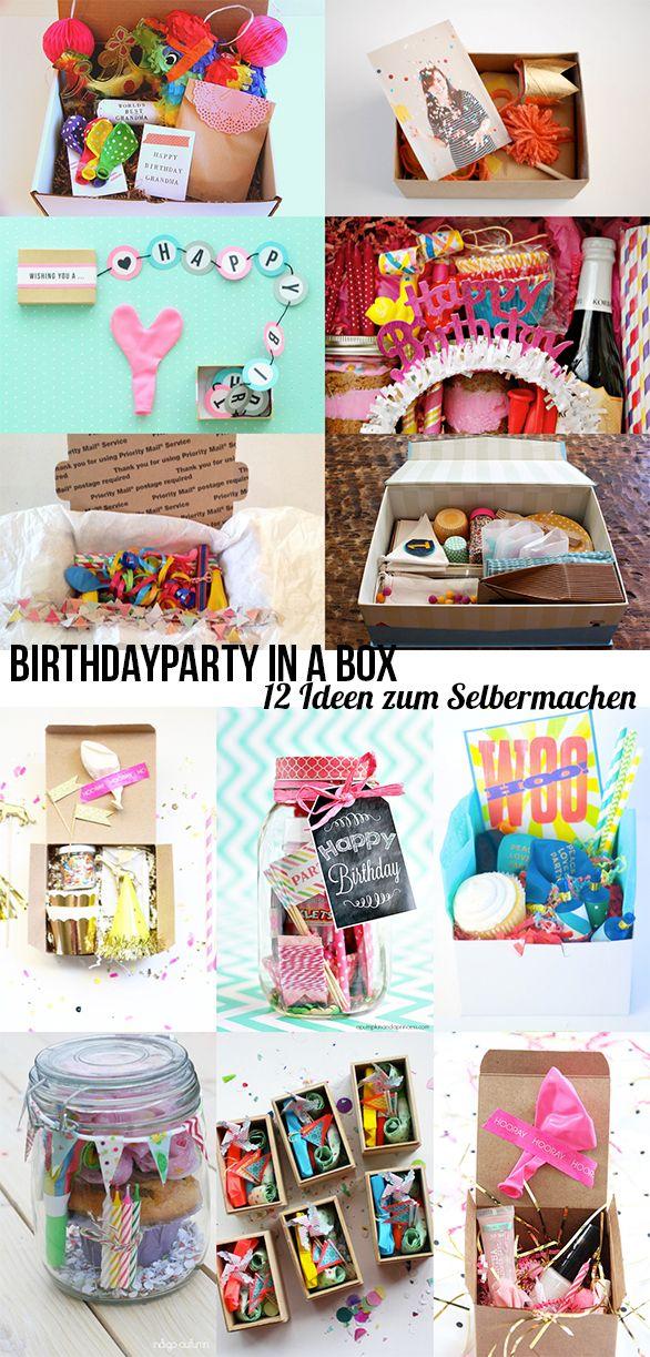 birthday party in a boy // my dear friend