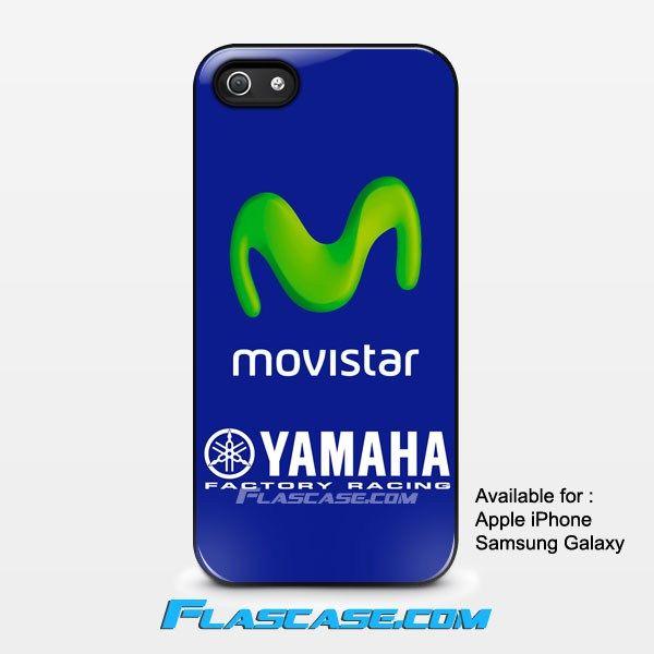 Yamaha Movistar Factory Racing Apple iPhone 4/4s 5/5s 5c 6 6 Plus Samsung Galaxy S3 S4 S5 S6 S6 EDGE Hard Case