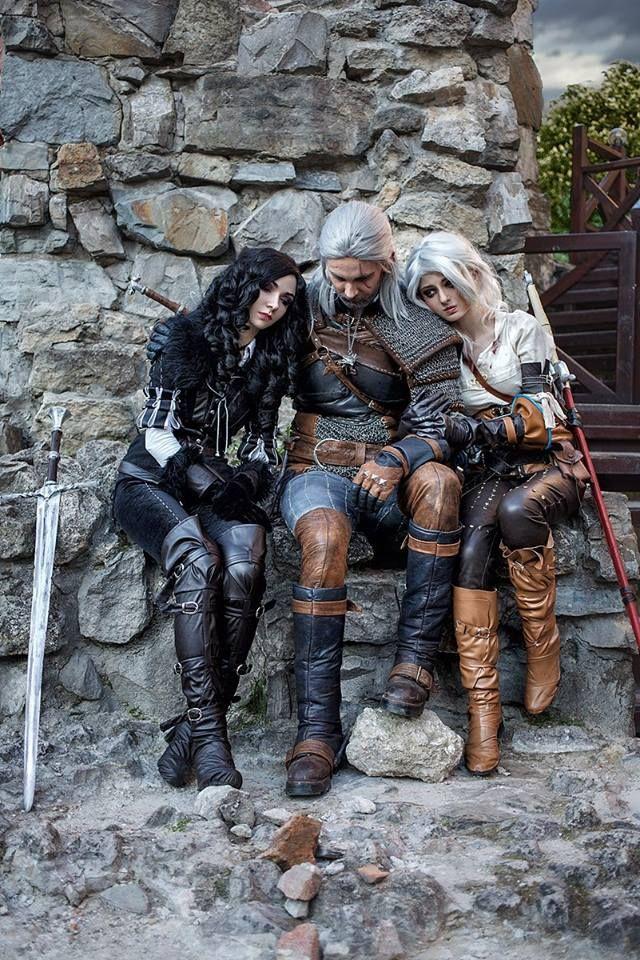 Fandom: The Witcher 3 Photographer: Alexander Bocman ...
