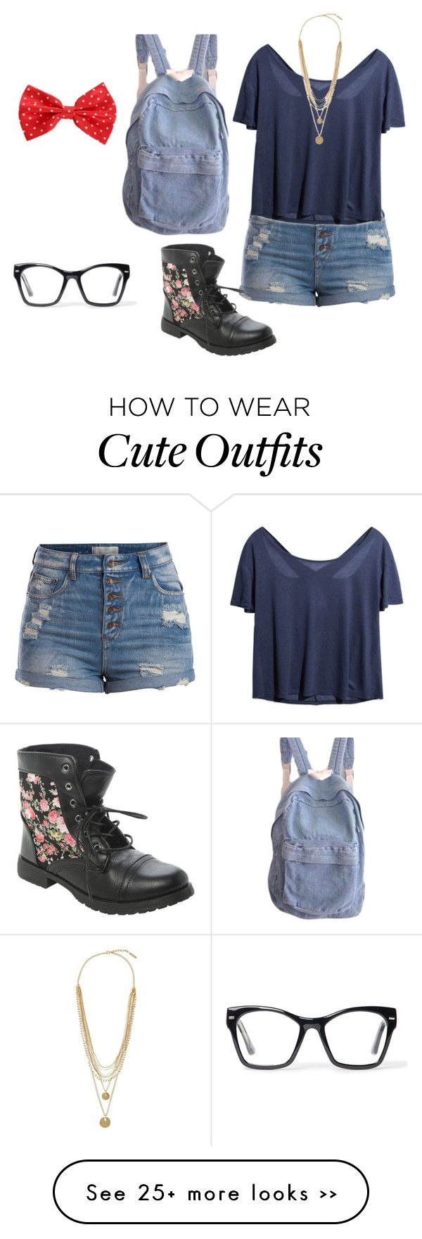 """""""Cute outfit idea ❤️"""" by lollidancdr on Polyvore"""