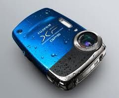 """Try underwater photography with the """"Fuji FinePix XP30 Waterproof Digital Camera"""""""