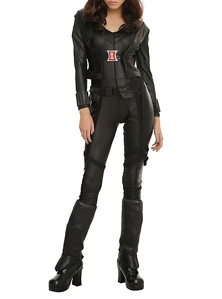Marvel Captain America: The Winter Soldier Black Widow Costume | Hot Topic
