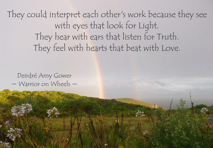 Light. Truth. Love.