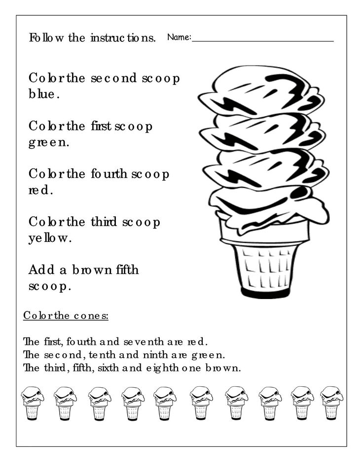 1st Grade English Worksheets (With images) Ordinal