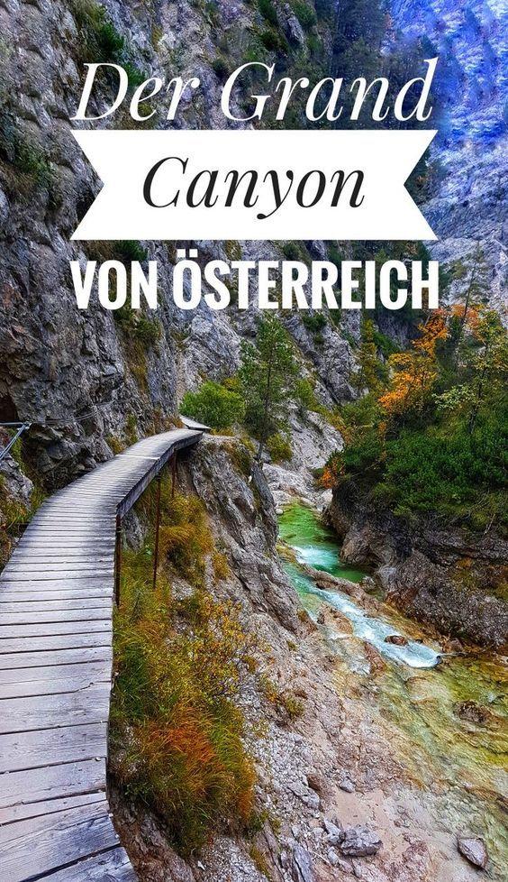 Ich verrate dir wo die schönste Wanderung in Österreich finden kannst und gebe dir weitere tolle Inspirationen für deinen nächsten Urlaub!
