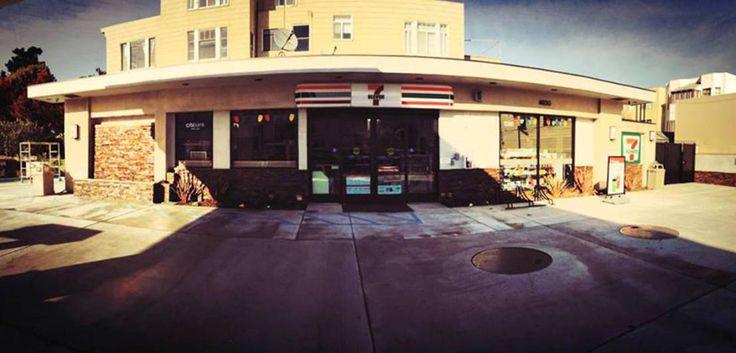Encuentra las mejores ideas e inspiración para el hogar. 7 Eleven - 76 Gas Station San Francisco por Erika Winters Design | homify
