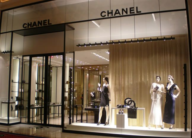 The New Chanel Ultra-Luxe Boutique at The Encore, Las Vegas
