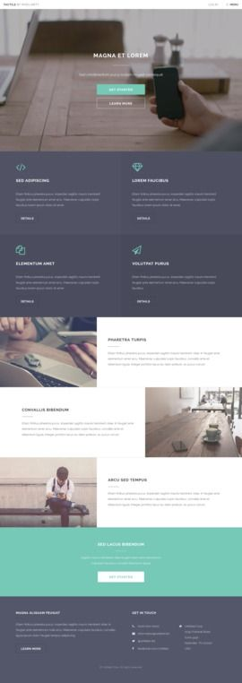 Free Web Templates - Free web designs, templates and more!