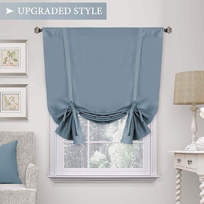 Room Essentials Chesapeake Tie Up Shade Target Tie Up Shades