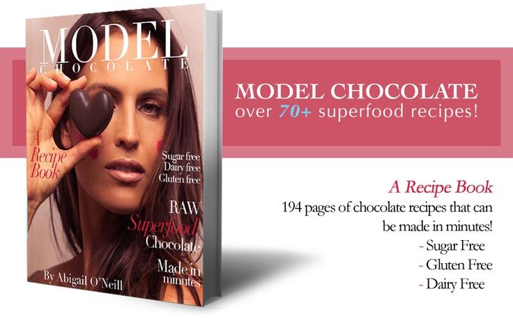 Model Chocolate | Abigail O'Neill | Health / Beauty / Wellness / Model Chocolate