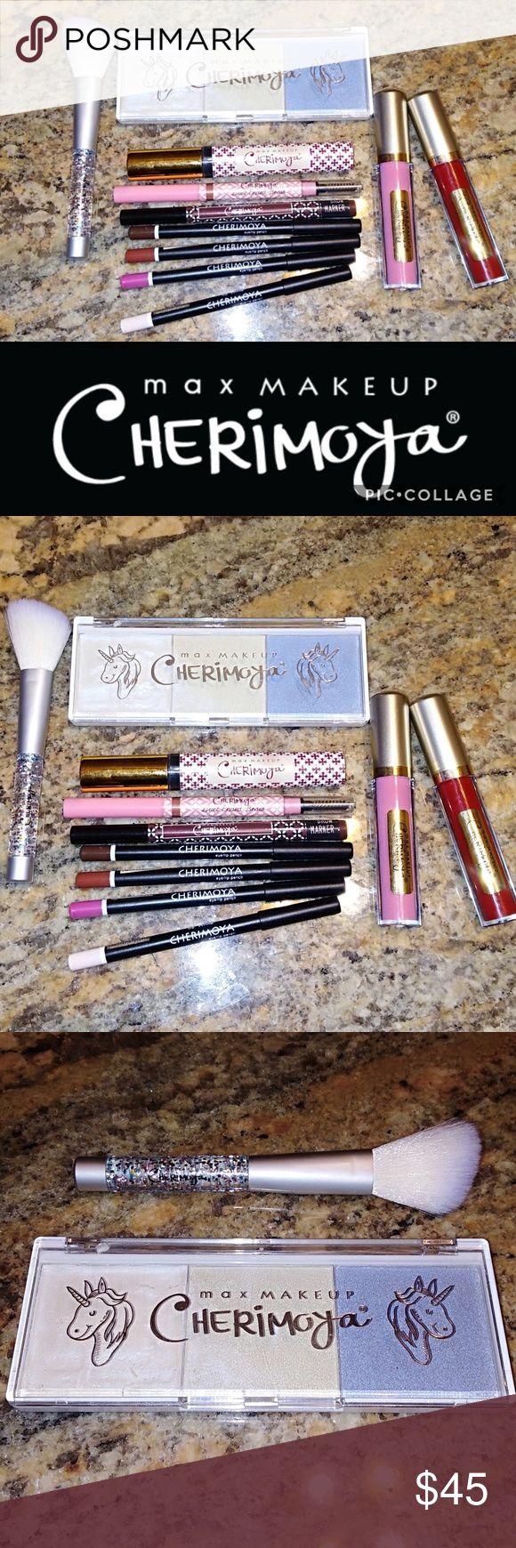 Max Makeup Cherimoya Bundle 🎁🎁 Open to Offers Max Makeup