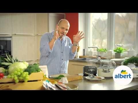 Bešamel, koprovka a křenovka - Škola vaření se Zdeňkem Pohlreichem - YouTube