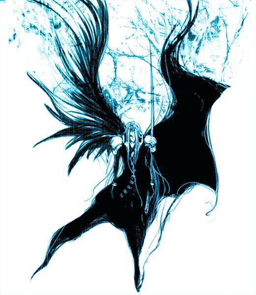 Sephiroth - This is amazing!