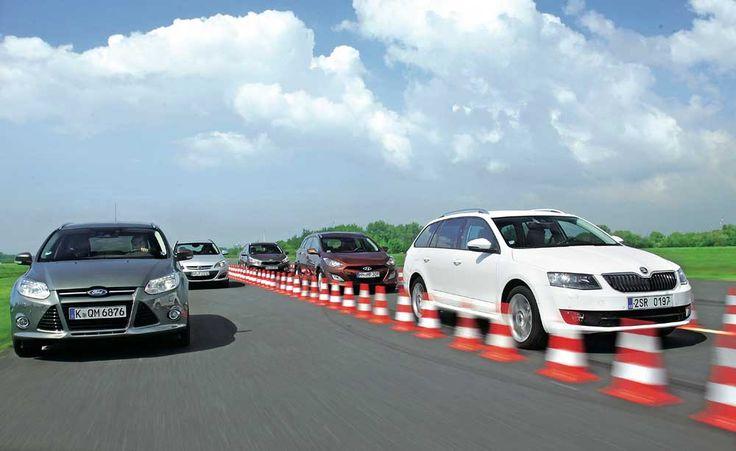 Турнир универсалов: варианты экономии Кроссоверы сегодня в моде, но кроме хорошего аппетита у них есть еще один минус – они слишком дорогие. Если сменить приоритеты и купить классический универсал, то можно выиграть и в цене, и в расходе топлива. Участники сравнения: дебютантка Skoda Octavia, живчик Ford Focus Turnier, самородок Hyundai i30, застрахованный Kia Ceed и классик Opel Astra ST.