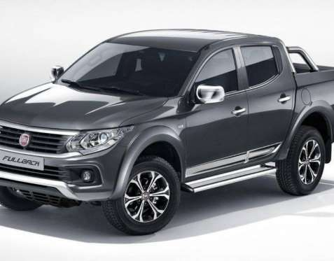 Basado en el Mitsubishi L200, puede cargar hasta 1.045 kilos, el motor diésel 2.4 tiene 150 o 180 CV... - Proporcionado por Prisa Noticias