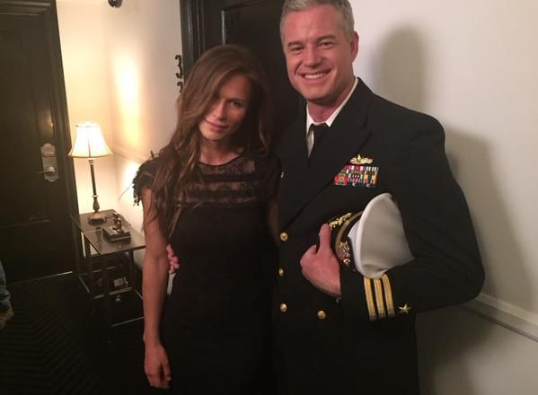 Tom and Rachel- The Last Ship