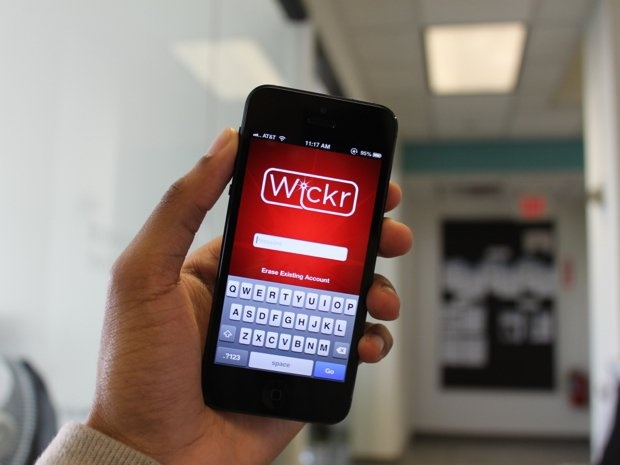 Wickr (iOS) Do You Care About Your iPhone Privacy? This App Will Quadruple Encrypt Your Messages And Shred All Data