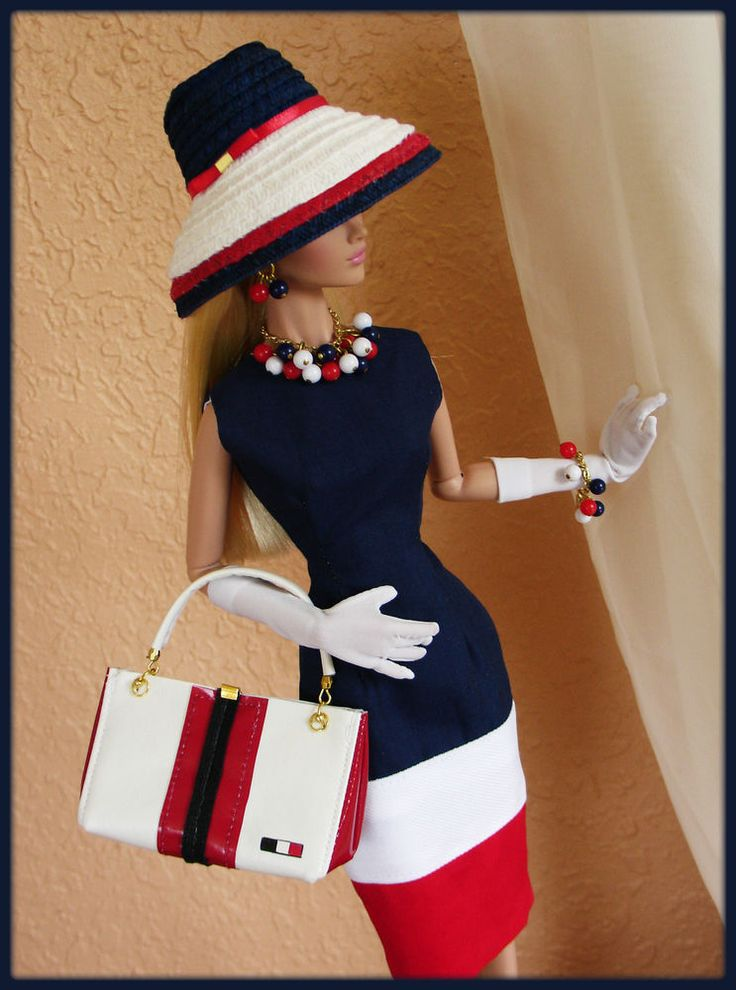 "OOAK Fashions for 16"" Fashion Royalty Tulabelle Doll 16""Poppy Parker w Zipper | eBay"