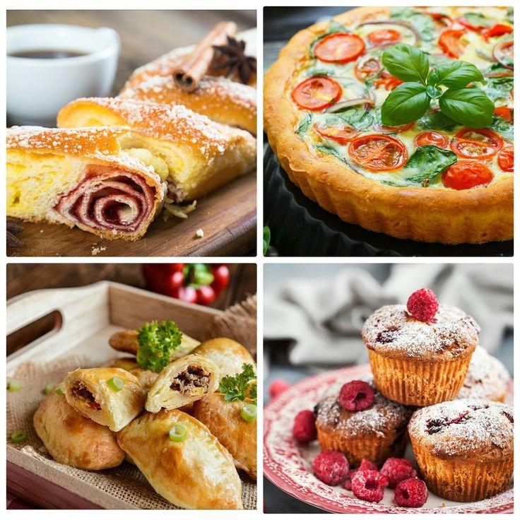 Ароматная домашняя выпечка — это всегда вкусно и сытно. Пироги с рыбой и овощами, булочки с яблоками и штрудели с вишневым джемом, круассаны со сгущенкой. Друзья, выпечка с какими начинками нравится вам? #начинки#выпечка #вкусноисытно #утро #завтрак #обед #длявсейсемьи #рыба #мясо#фрукты #ягоды #джем #домашняявыпечка #чтонравитсявам