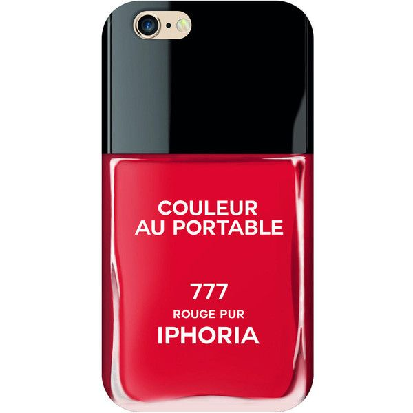 Iphoria Couleur Au Portable iPhone 6 Case ($65) ❤ liked on Polyvore featuring accessories, tech accessories, phone cases, electronics, fillers and iphone