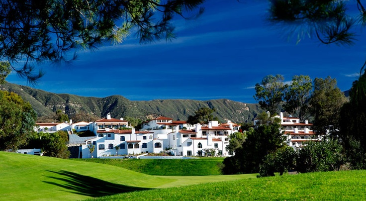 Ojai Valley Inn & Spa.  One of the most beautiful spots!