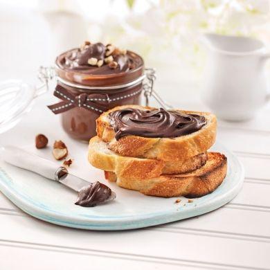 Tartinade choco-noisettes - Recettes - Cuisine et nutrition - Pratico Pratique