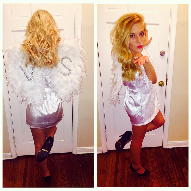 A more conservative VS Angel costume | halloween costume ...