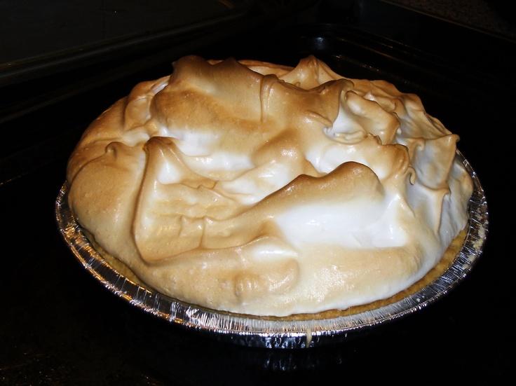 Lemon Meringue Pie :)
