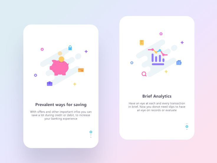 Banking experience (Onboarding) by Prakhar Neel Sharma #Design Popular #Dribbble #shots