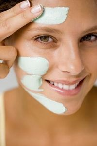 Give yourself an at home facial - the perfect way to revive and relax while your skin benefits!