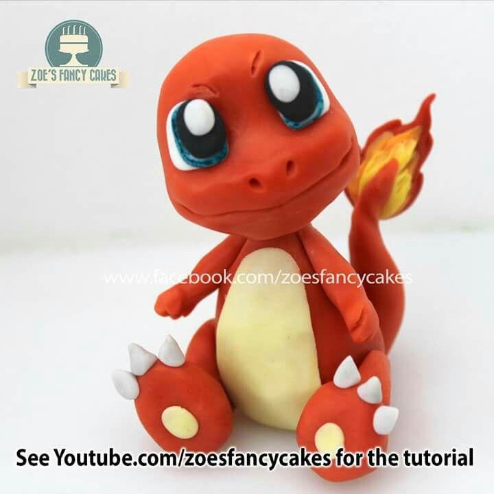 Charmander pokemon tutorial