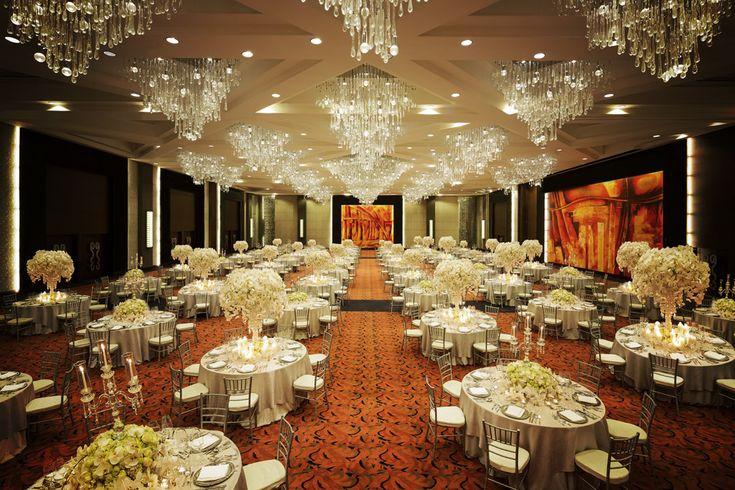 Wedding dinner @ Sofitel Philippine Plaza Manila Hotel