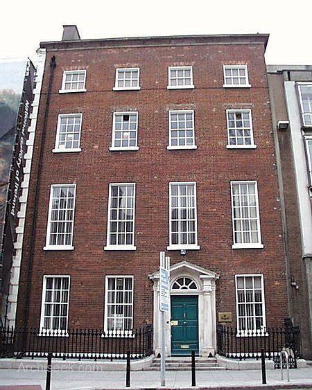 Leinster Street, Dublin 2, Typical Georgian House