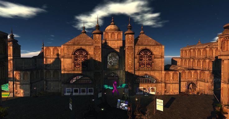 Fantasy Faire 2011 - Dark Mirage - the Looking Glass Shop_002