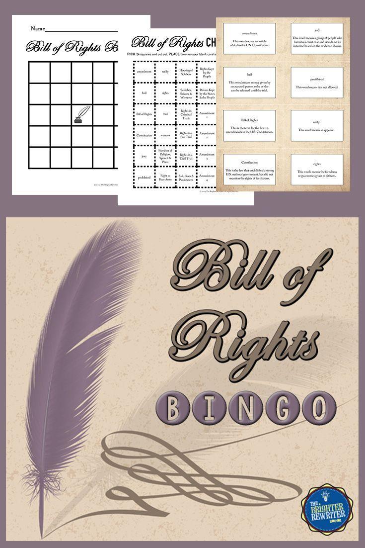 Quiz & Worksheet - The Bill of Rights | Study.com