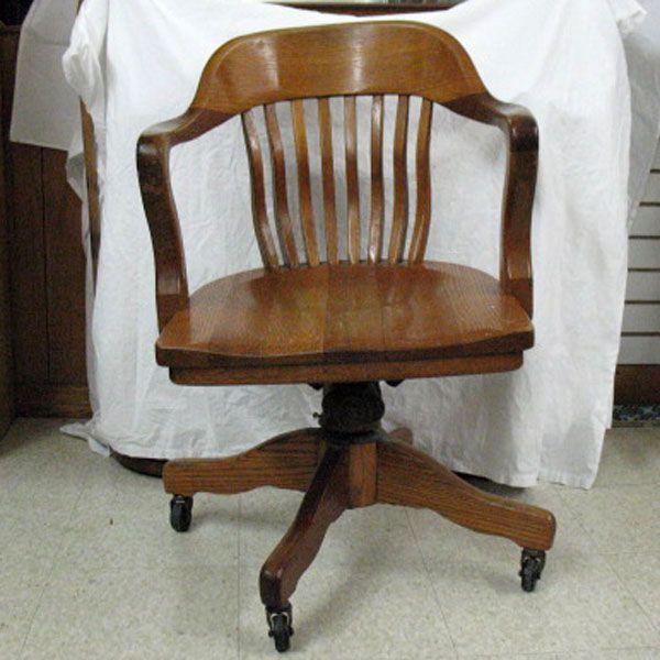 vintage wooden office chair. vintage solid oak swivel desk chair desks and antique furniture wooden office e