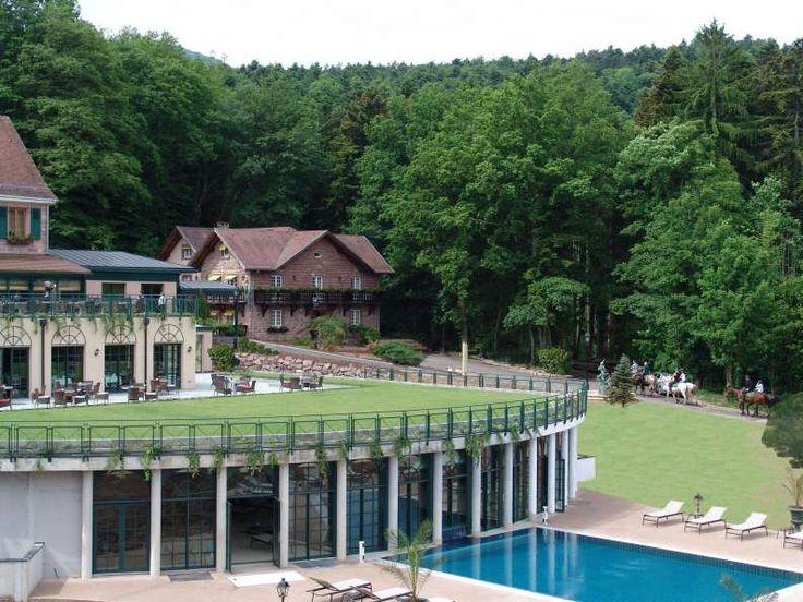 Hôtel Les Violettes   Hôtel 4 étoiles à Jungholtz   Hotel Spa Alsace