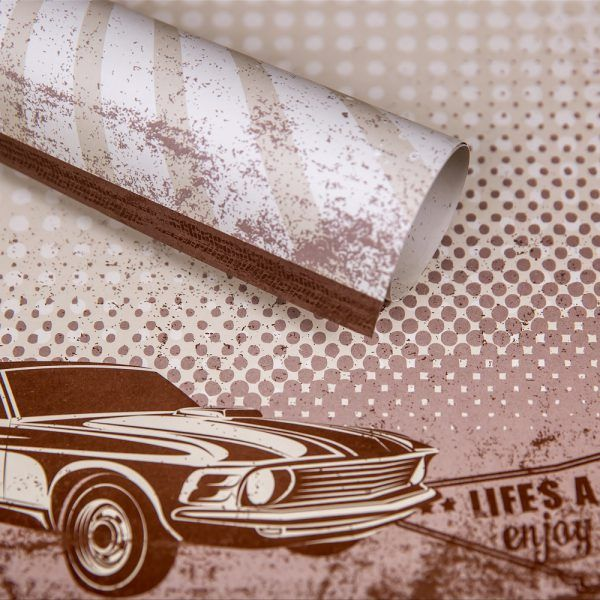 LPPO0003 - Ooh La Limited - Enjoy The Ride - Chocolate Buff