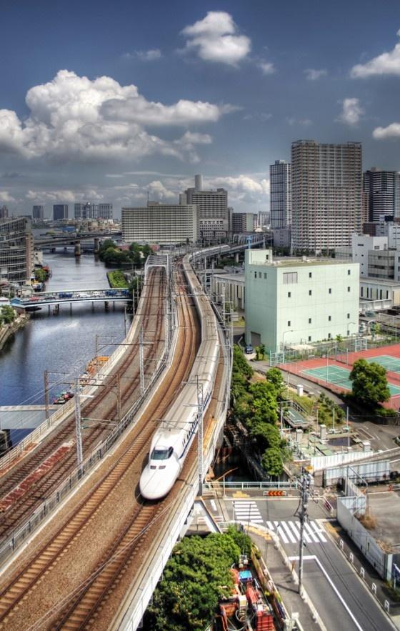Shinkansen 新幹線, Japan