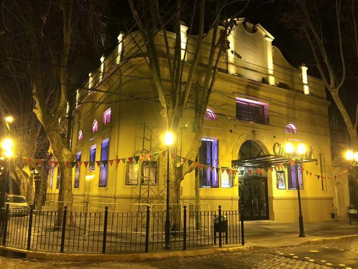 Cine York . Olivos , Partido de Vicente Lopez.