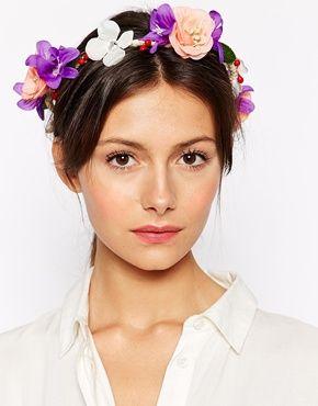 Erin Elizabeth For Johnny Loves Rosie Nevina Floral Garland