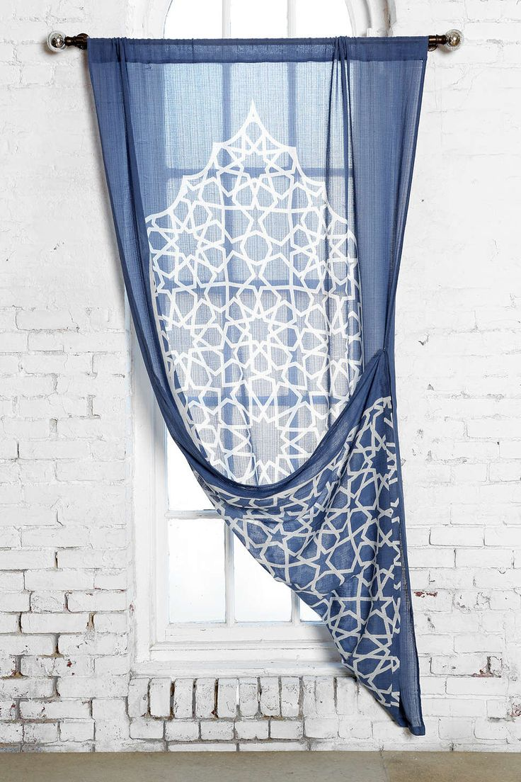 Magical Thinking Arch Curtain Snowflakes Urban Outfitters And Arches