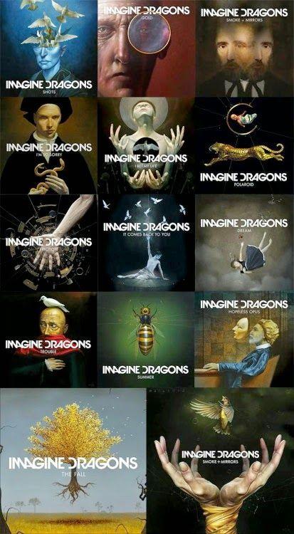 imagine dragons smoke and mirrors artwork - Google Search