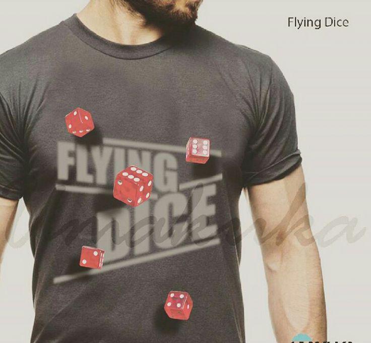 Flying Dice