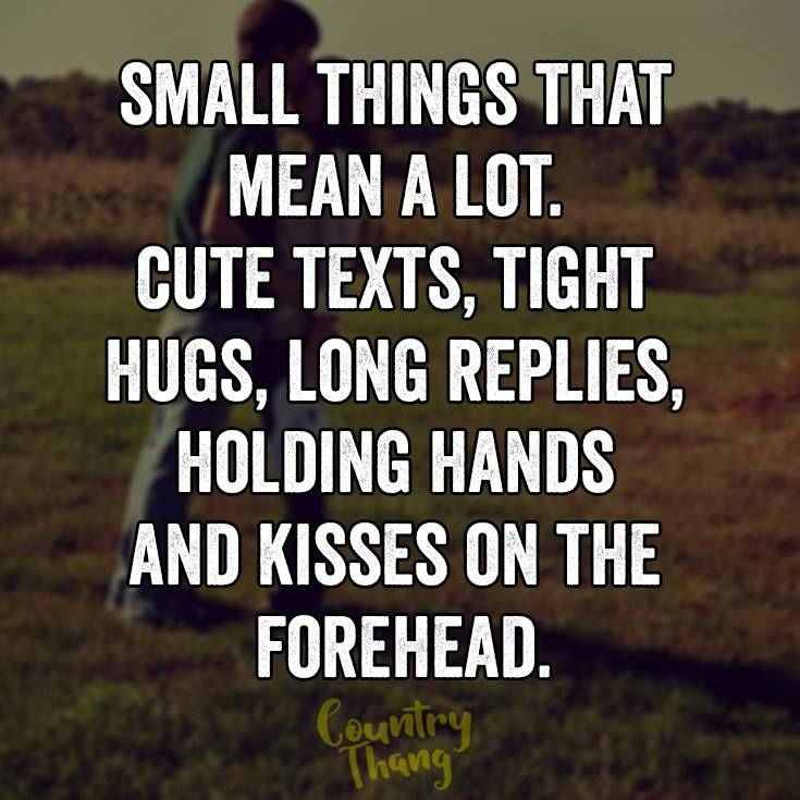 I like the small things.....L.Loe