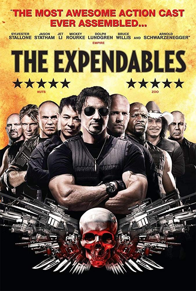 f85b5c4ac The Expendables (2010)   Movie posters in 2019   Movie posters ...