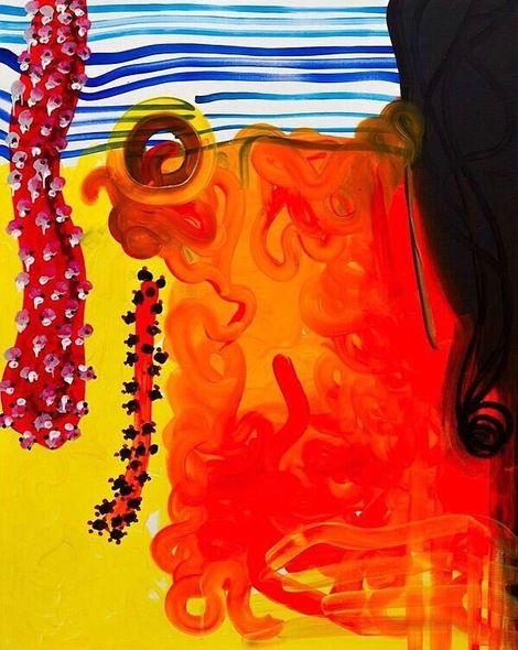 Peter Wayne Lewis, False Vacuum 3 on ArtStack #peter-wayne-lewis #art