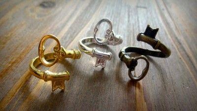 Chiavi: 10 idee per il riciclo creativo key rings