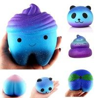 Home | 1PC Squishy Stress Relief toys Cream Scented Slow Rising Cute Animal Fruit Toy