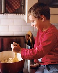 Cooking at Six | Cooking with Children on Food & Wine